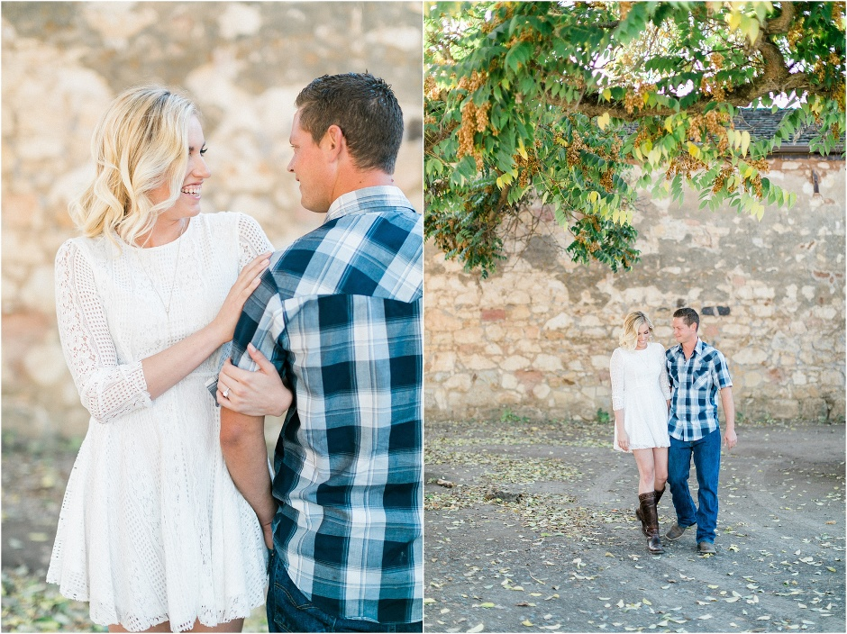 oakdale engagement photographer