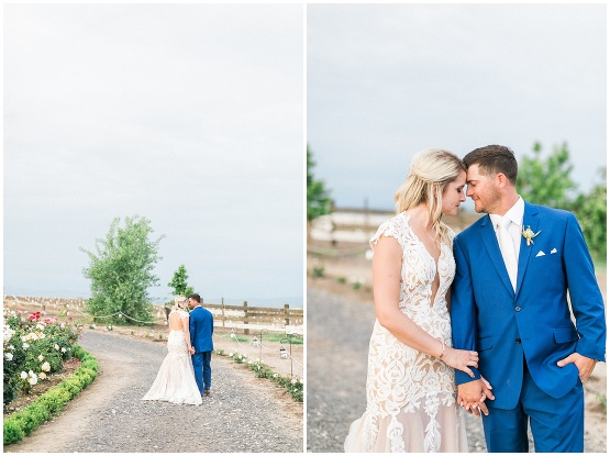 country wedding portraits