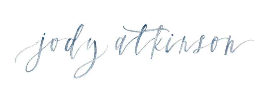 Jody Atkinson Photography logo